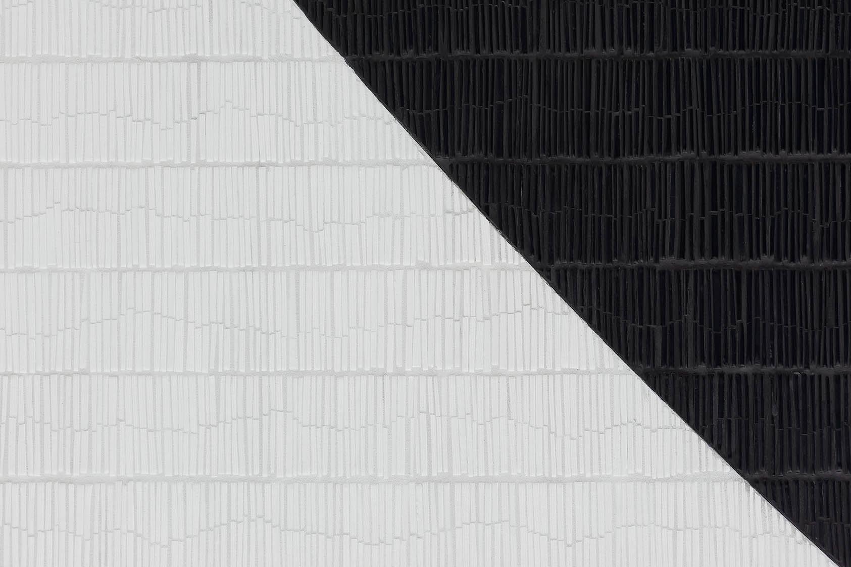 Micah Lexier 2 Circles Dot closeup