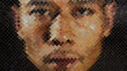 CHUCK CLOSE (Zhang and Cindy)