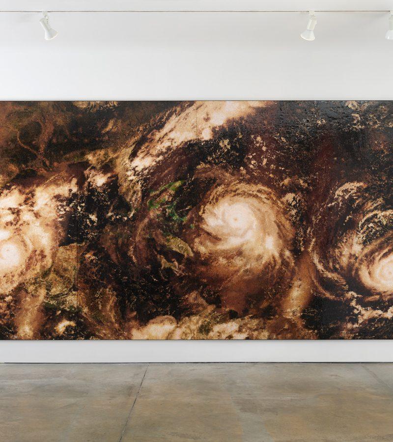 TERESITA FERNÀNDEZ- Caribbean Cosmos