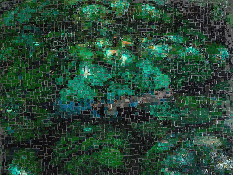 Teresita Fernandez Viñales mosaic detail-(Aerial)-det03