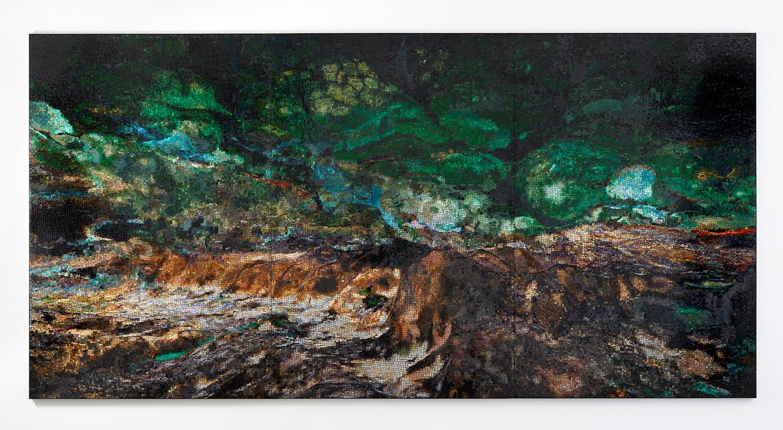 Teresita Fernandez Viñales mosaic-(Precipice)-01