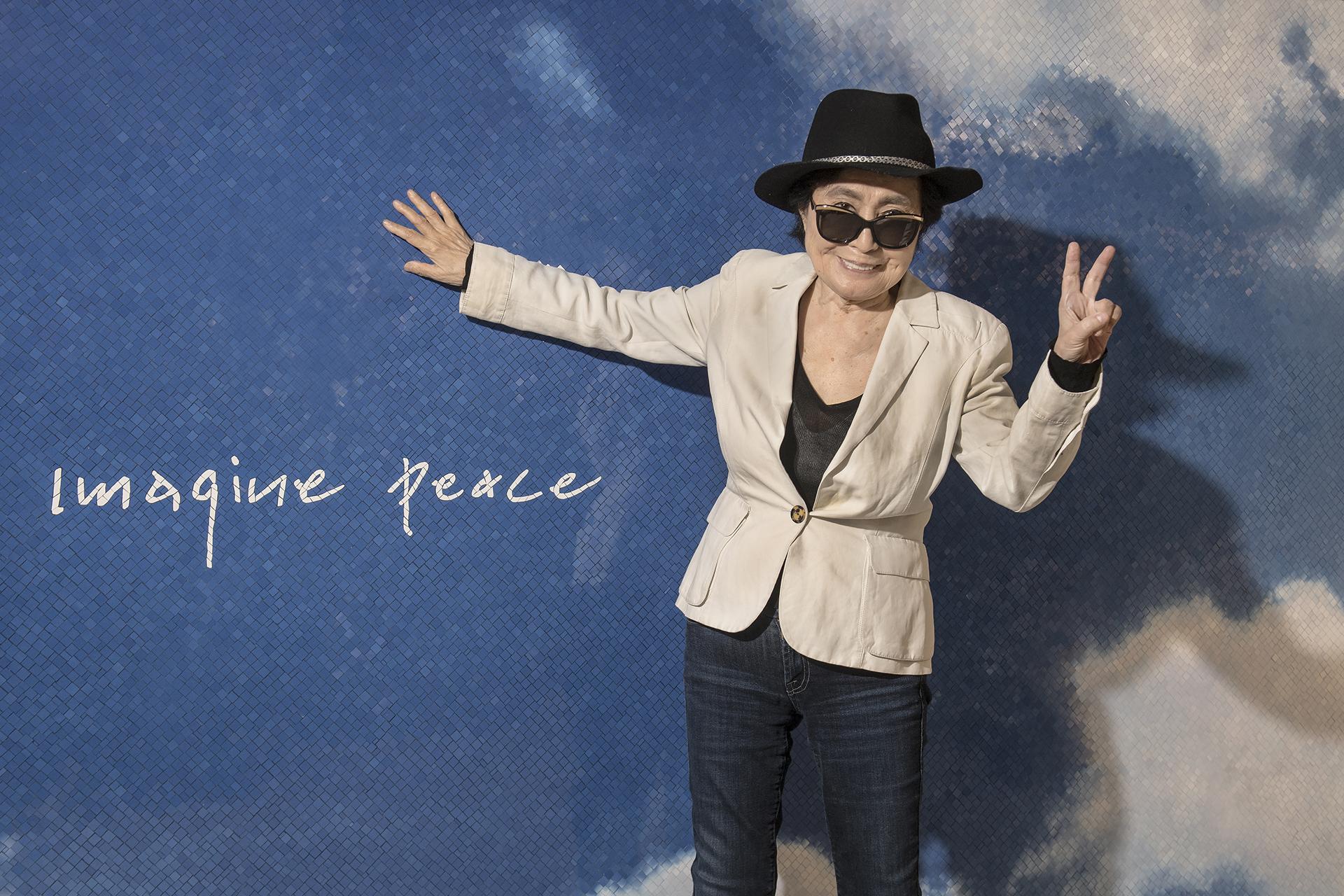 Yoko Ono 72nd Street